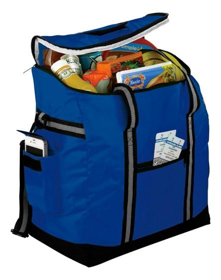 branded beach-side event cooler bag