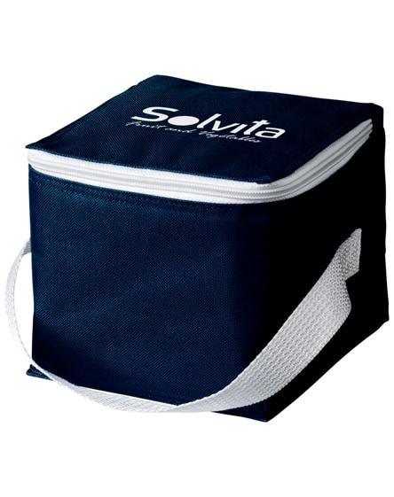 branded tromso 4-can cooler bag