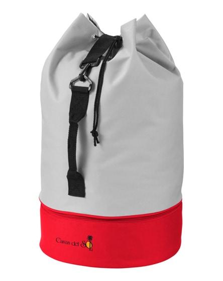 branded dipp sailor duffel bag