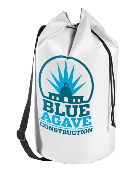 branded montana sailor duffel bag