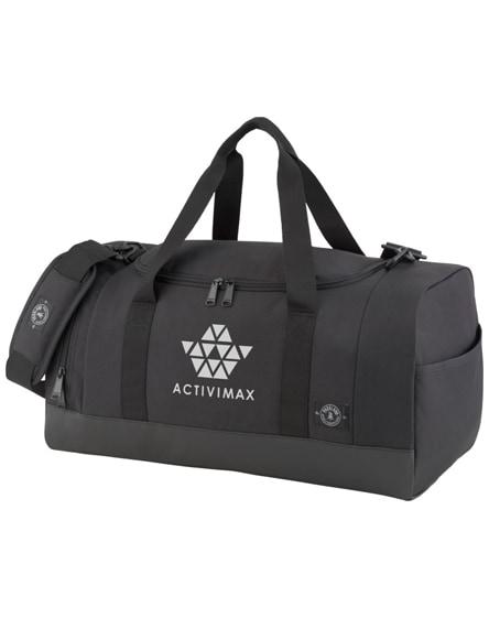 "branded peak 21.5"" duffel bag"