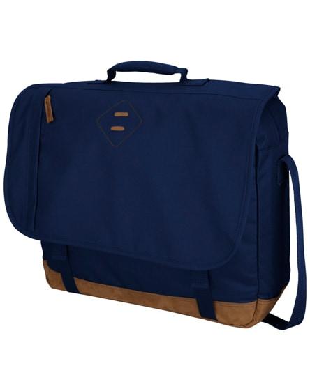 """branded chester 15.4"""" laptop messenger bag"""