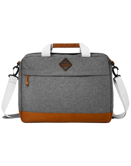 """branded echo 15.6"""" laptop and tablet conference bag"""