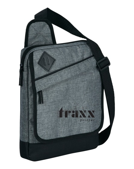 branded graphite tablet bag