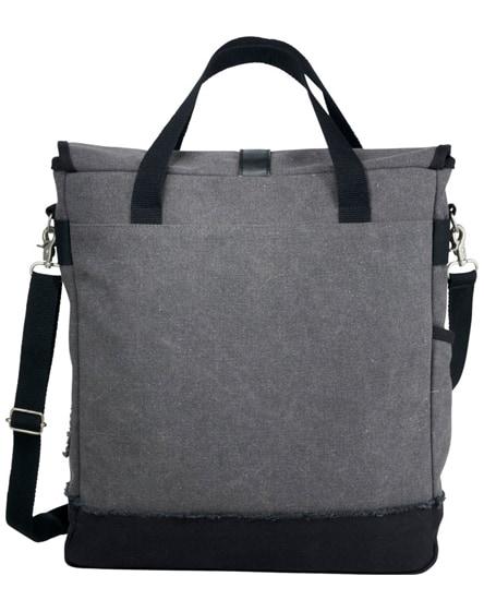 "branded hudson 14"" laptop tote bag"