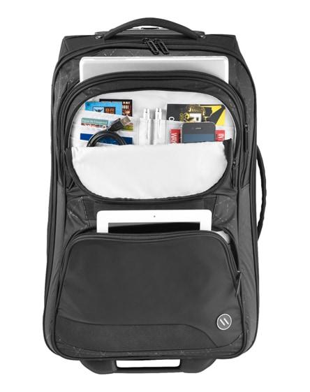 "branded vapor 21"" laptop trolley"