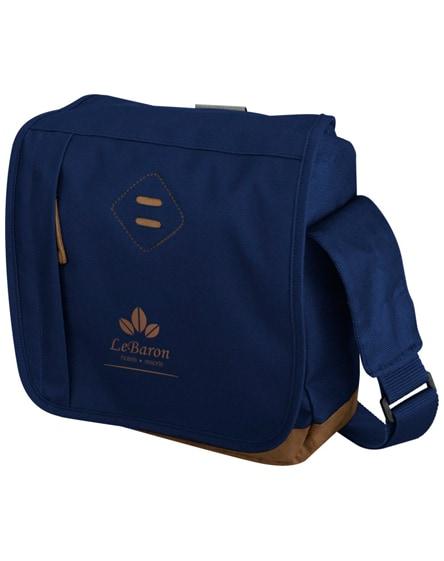 branded chester small messenger bag