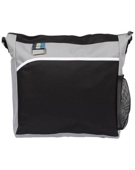 branded kalmar shoulder tote bag