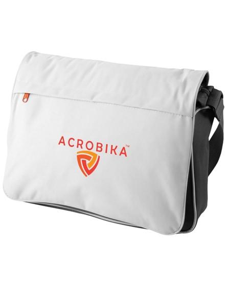 branded vermont messenger bag