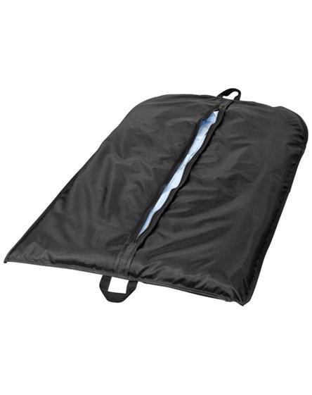 branded suitsy full-length garment bag