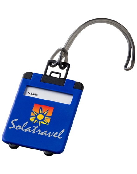 branded taggy luggage tag