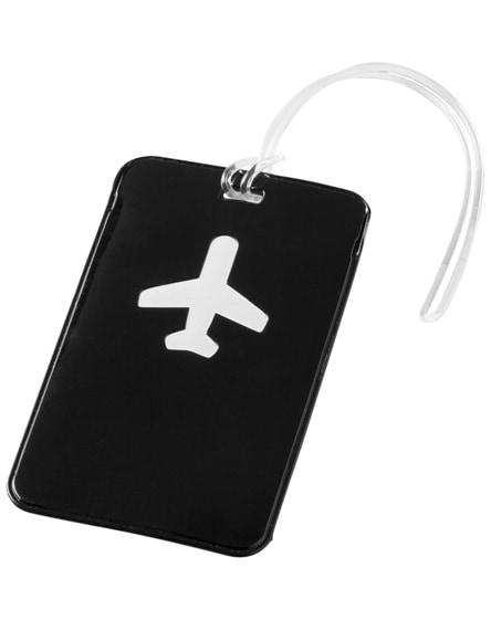 branded voyage luggage tag