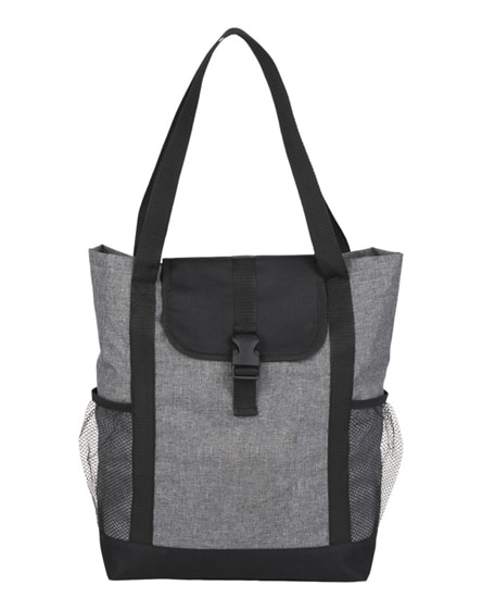 "branded buckle 11"" tablet tote bag"