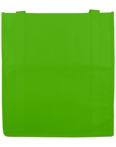 branded juno small bottom board non-woven tote bag