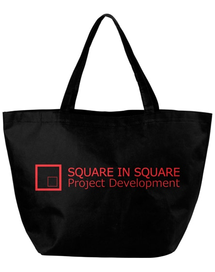 branded maryville non-woven shopping tote bag