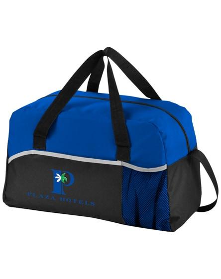 branded energy duffel bag
