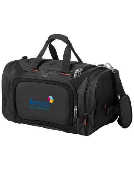 branded neotec duffel bag