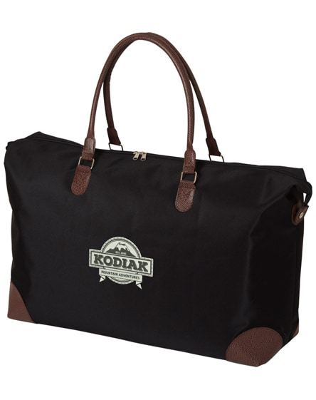 branded adalie weekend travel duffel bag