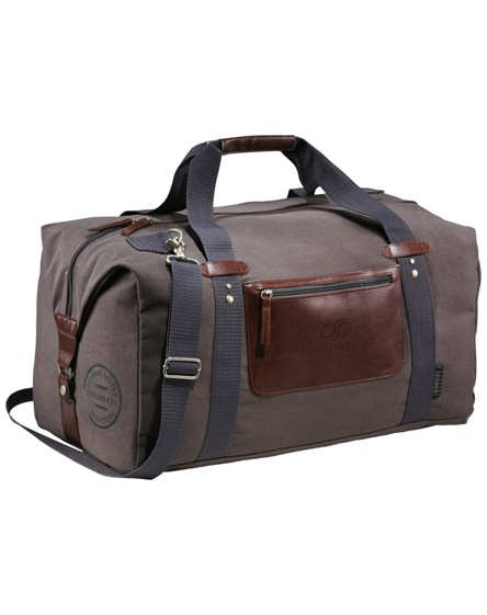 branded classic duffel bag