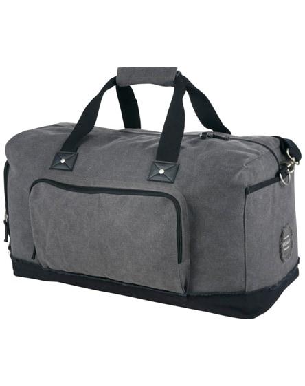 branded hudson weekend travel duffel bag