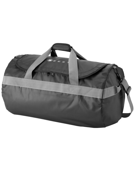branded north-sea large travel duffel bag