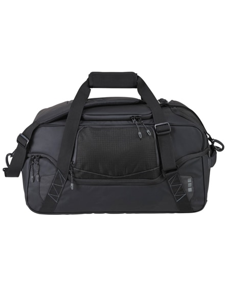 branded slope travel duffel bag