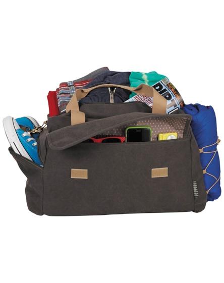 branded venture duffel bag