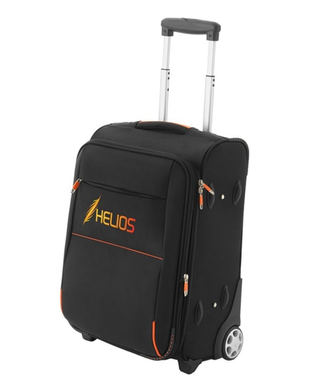 branded airporter carry-on trolley