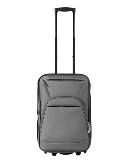 branded stretch-it expandable carry-on trolley