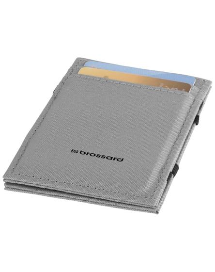 branded adventurer rfid secure flip-over wallet