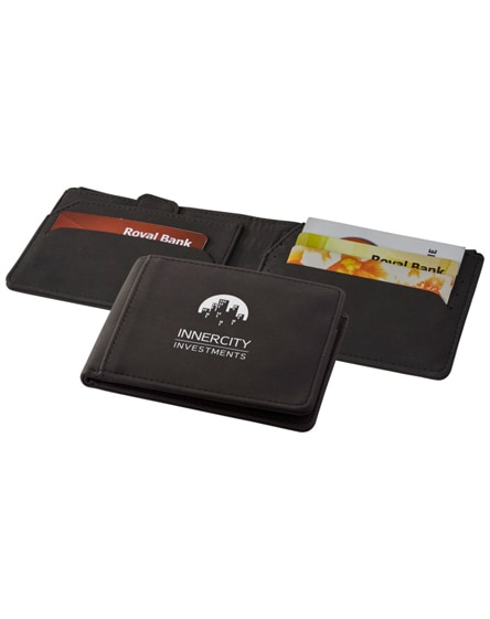 branded adventurer rfid secure wallet