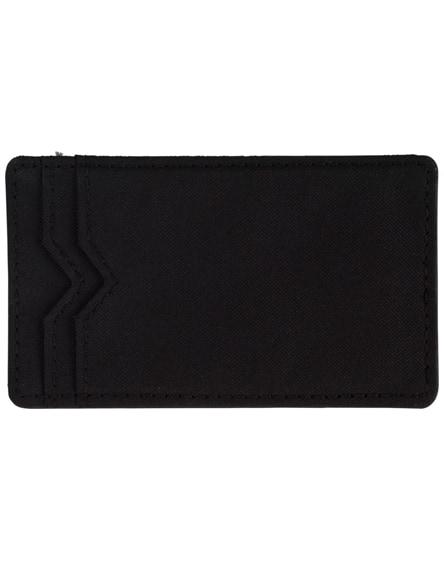 branded eye dual pocket rfid smartphone wallet