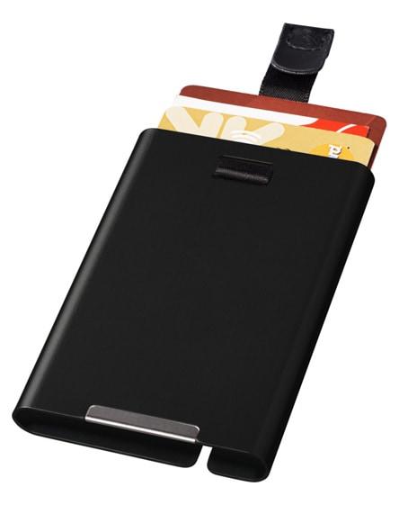 branded pilot rfid secure card slider