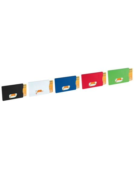 branded zafe rfid credit card protector
