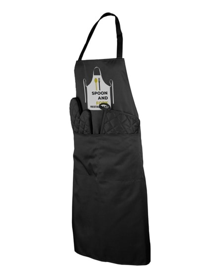 branded dila 3-piece kitchen set in a pouch
