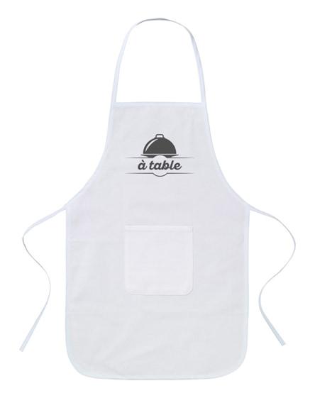 branded giada cotton childrens apron