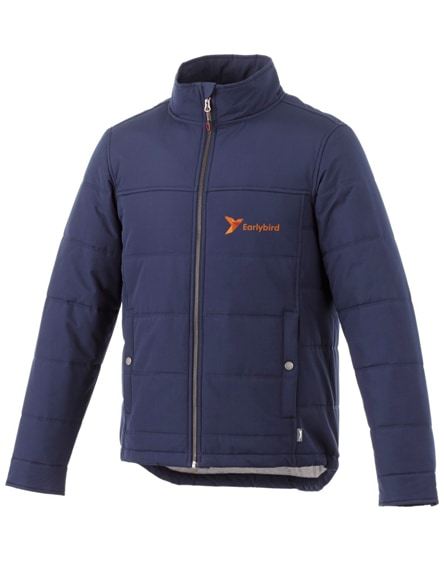 branded bouncer insulated jacket