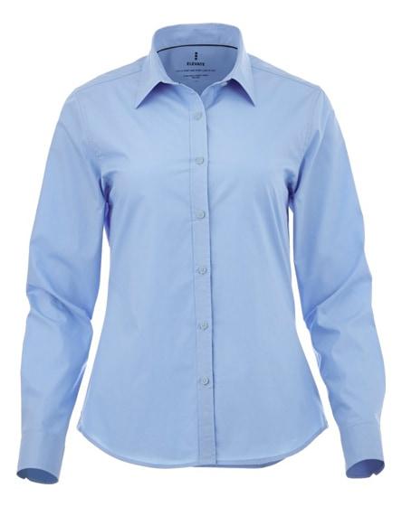branded hamell long sleeve ladies shirt