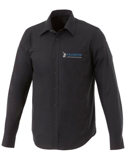 branded hamell long sleeve shirt