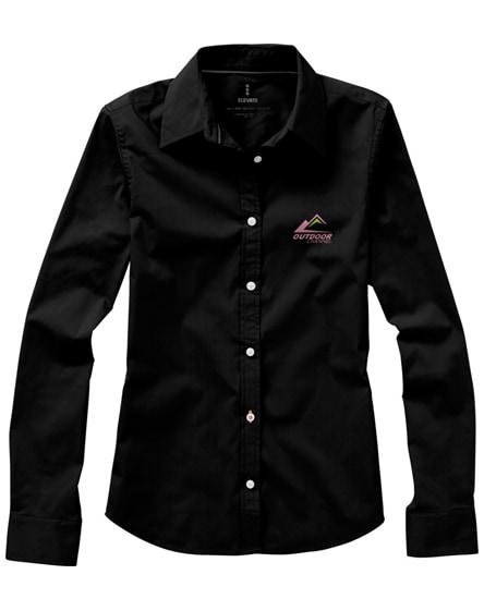 branded hamilton long sleeve ladies shirt