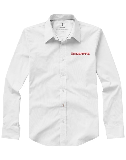 branded hamilton long sleeve shirt