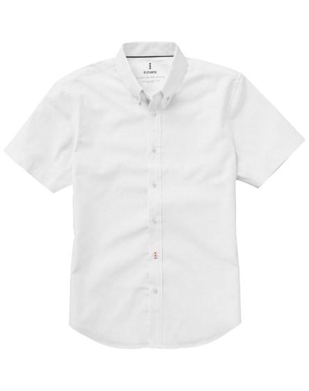 branded manitoba short sleeve shirt