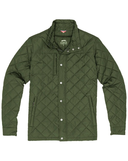 branded stance insulated jacket