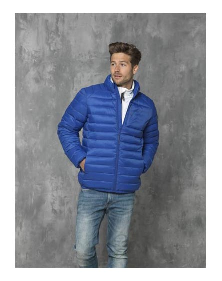branded athenas men's insulated jacket
