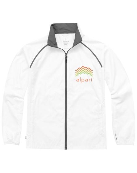 branded egmont packable jacket
