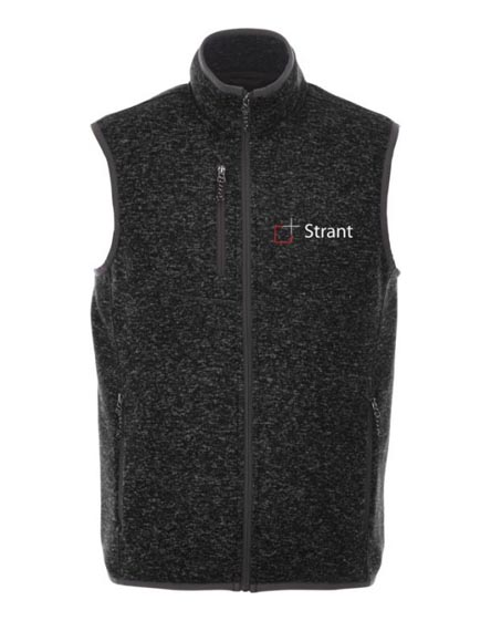 branded fontaine knit bodywarmer