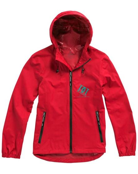 branded labrador jacket