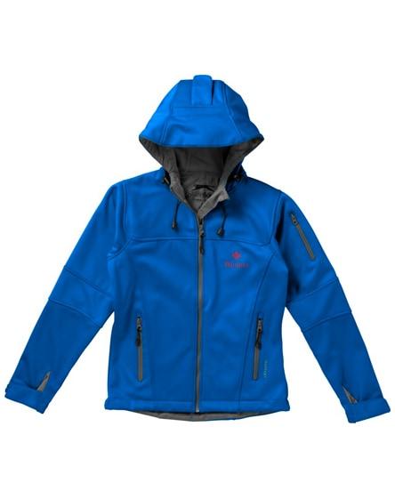 branded match ladies softshell jacket