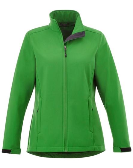 branded maxson softshell ladies jacket