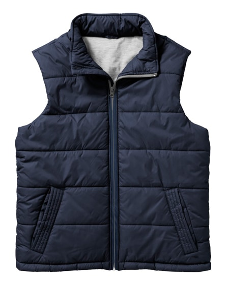 branded mixed doubles bodywarmer